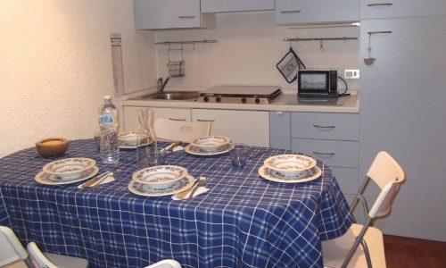 Monolocale 150006 cucina