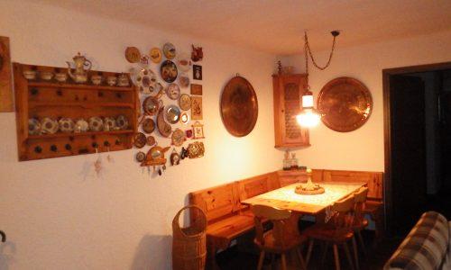 Trilocale Montecampione 150039 pranzo