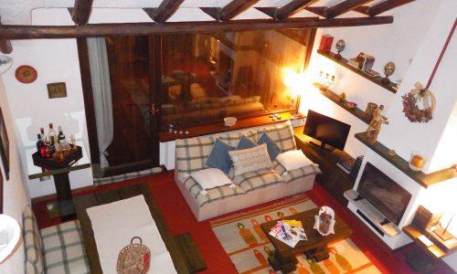 Trilocale Montecampione 150079 soggiorno
