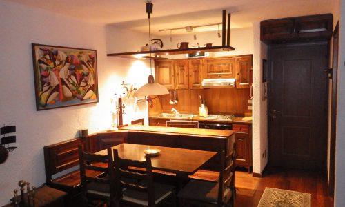 Bilocale Montecampione 150082 pranzo