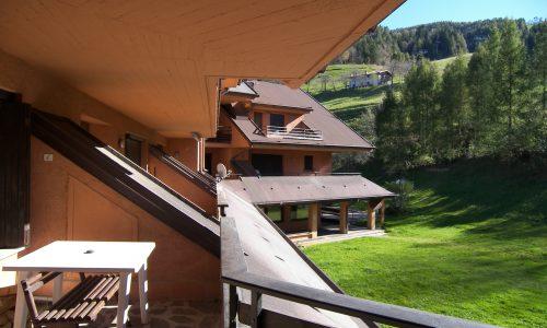 Bilocale Montecampione 150061 balcone
