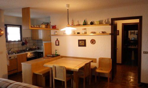 Bilocale Montecampione 150101 soggiorno