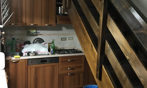 Trilocale 150147 Montecampione cucina