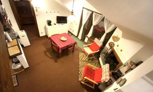 Trilocale 150125 Montecampione soggiorno