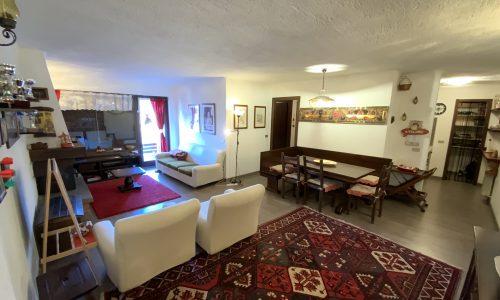 Trilocale 150060 Montecampione soggiorno