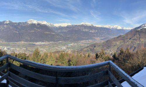 Bilocale 150131 Montecampione balcone