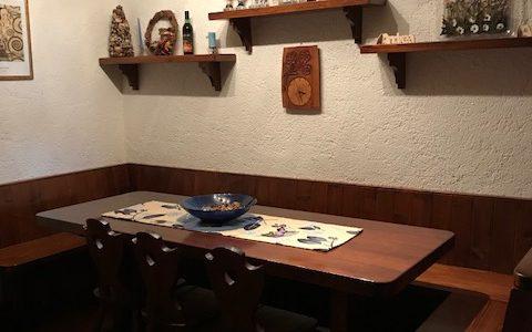 Trilocale Montecampione 150171 pranzo