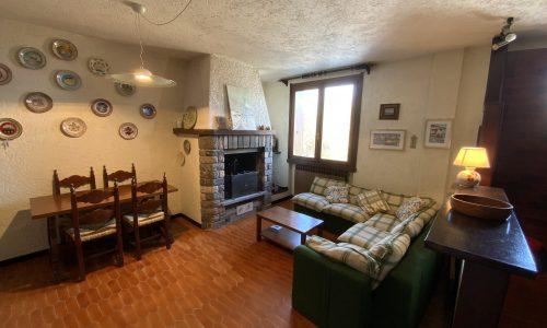 Trilocale Montecampione 150056 soggiorno