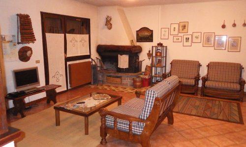 Trilocale Montecampione 150178 soggiorno