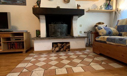Trilocale Montecampione 150197 soggiorno